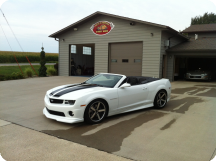 2012 Supercharged Camaro 1