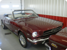 1965 Mustang Convertable 1