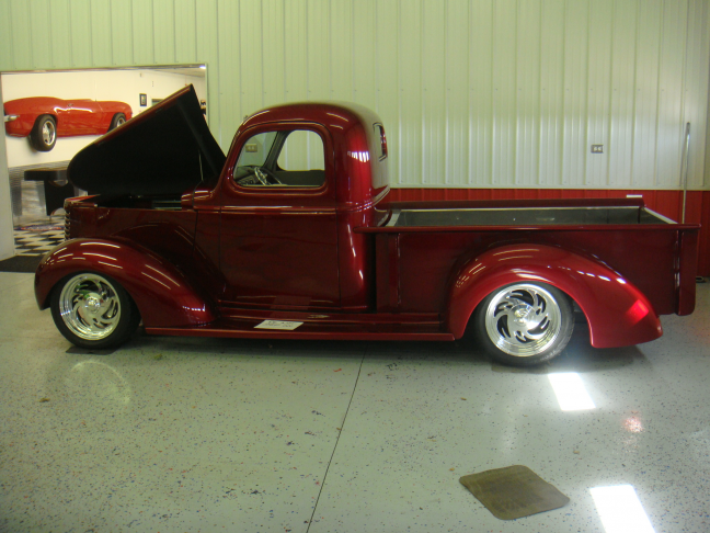 1940 Chevy Truck >> 1940 Chevy Pickup