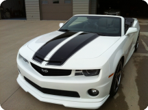 2012 Supercharged Camaro 4
