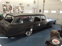 1964 Ford Station Wagon 3
