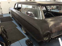 1964 Ford Station Wagon 4