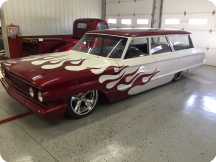 1964 Ford Station Wagon 8