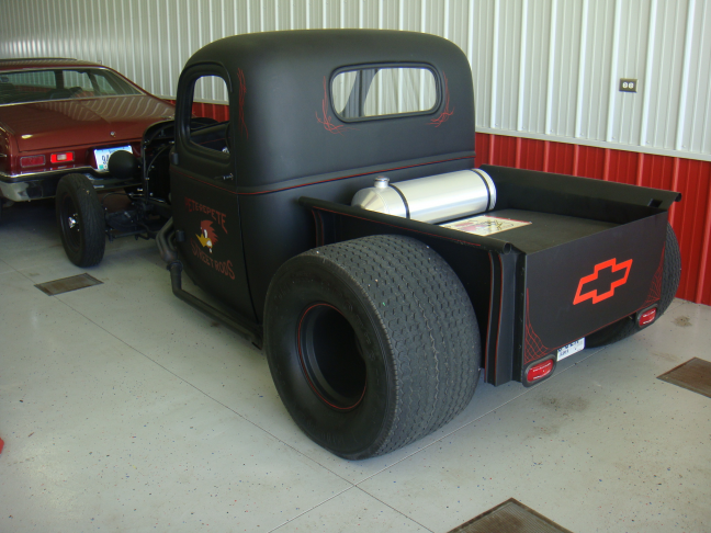 Category: 1940 Chevy Pickup