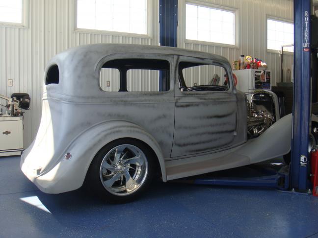 1933 chevy 2